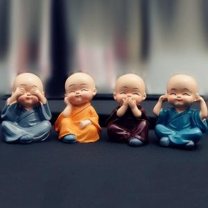decoration-de-voiture-petits-moines