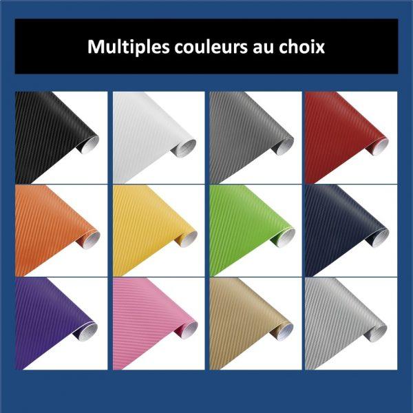 fibre-de-carbone-voiture-choix-des-couleurs