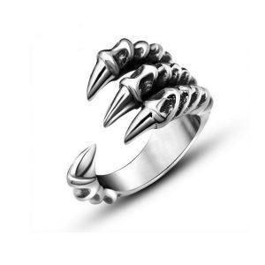 bague-griffe-dragon